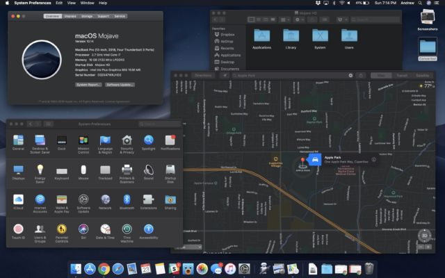 macOS 10 14 Mojave: The Ars Technica review | Ars Technica
