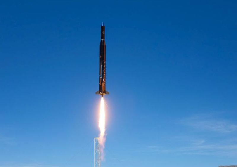 In May 2018, Vector launched a full-scale prototype of the Vector-R rocket on a short flight.
