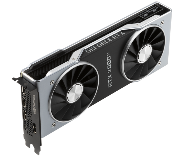 Nvidia RTX 2080 and 2080 Ti review: A tale of two very