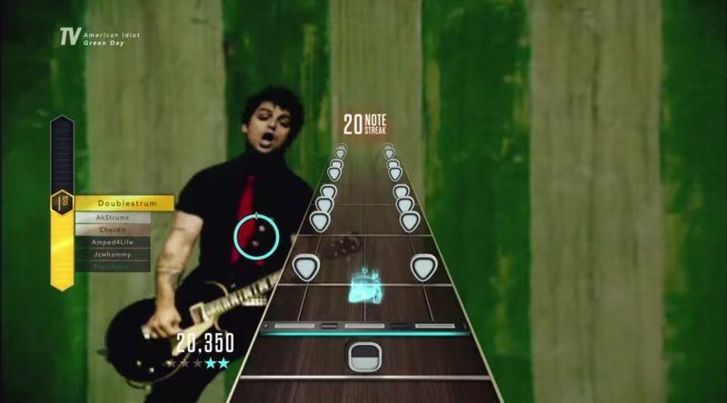 Guitar Hero TV's planned shutdown spurs false advertising