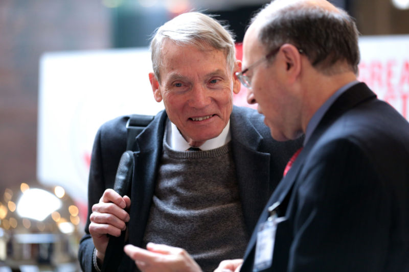 William Happer, a retired Princeton physicist.