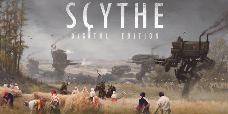Review: Mega-hit boardgame Scythe goes digital on Steam thumbnail