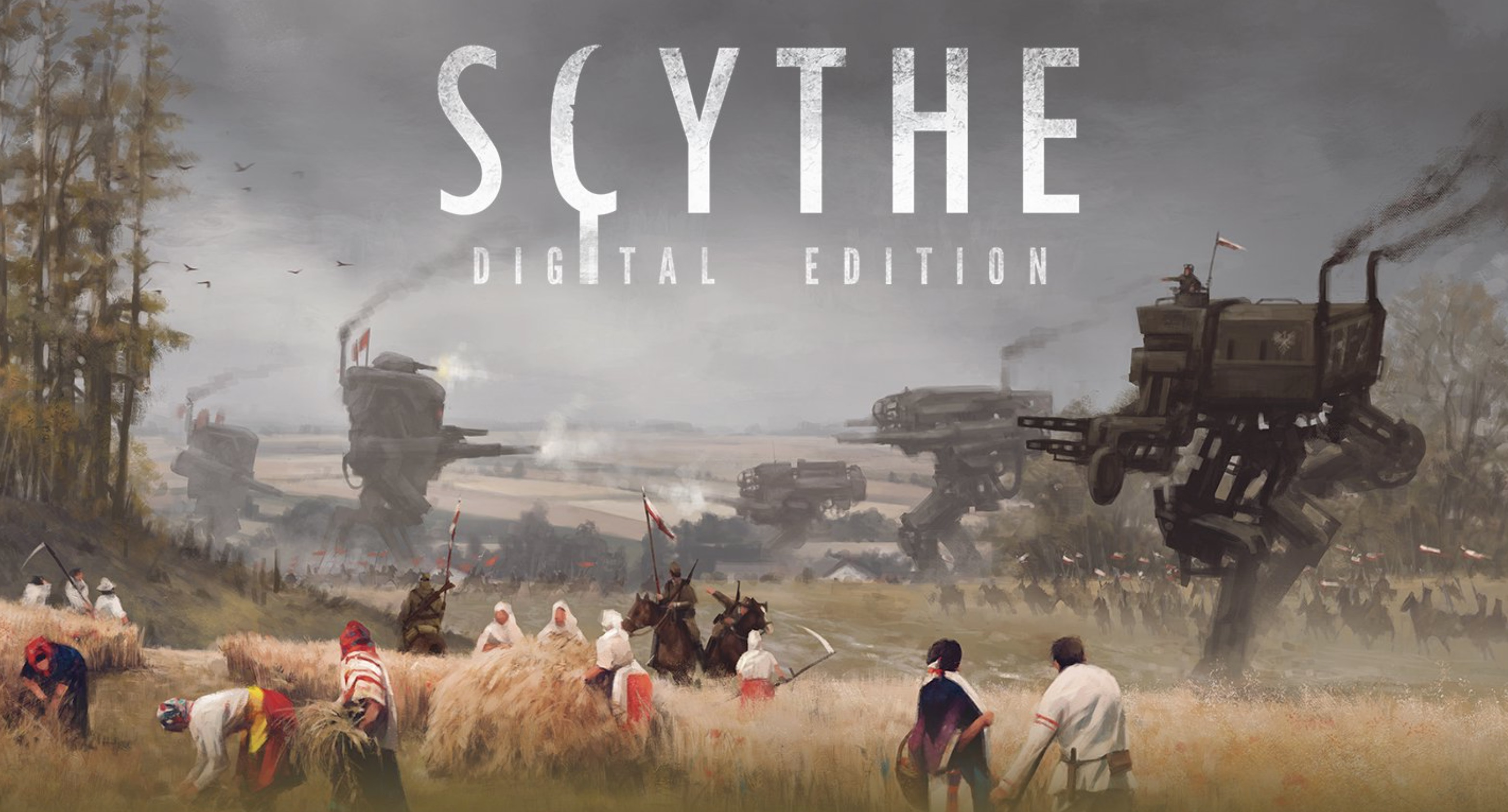 Review: Mega-hit boardgame Scythe goes digital on Steam