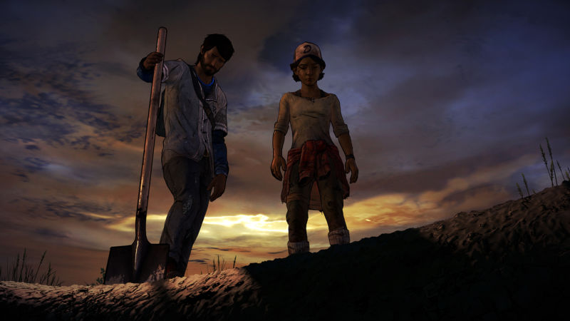 Telltale plans to finish The Walking Dead despite mass layoffs