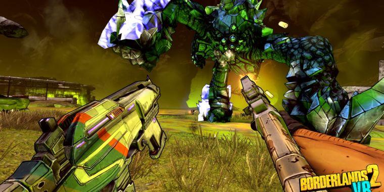 Borderlands 2 getting full-scale PlayStation VR port ... Borderlands Lan No Matches Found