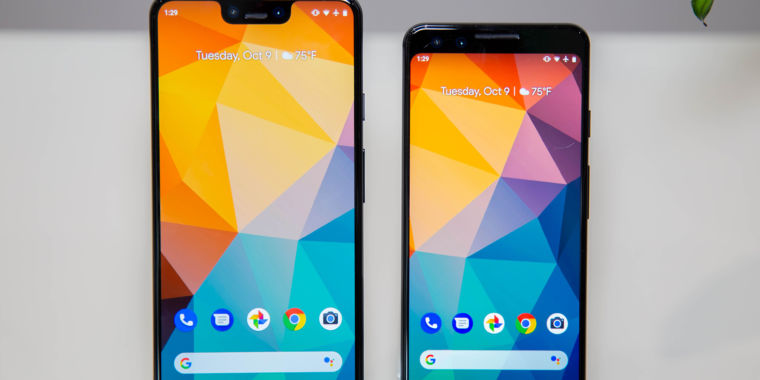 Google Pixel 3 is a sales disappointment, sells less than the Pixel 2 - Ars Technica
