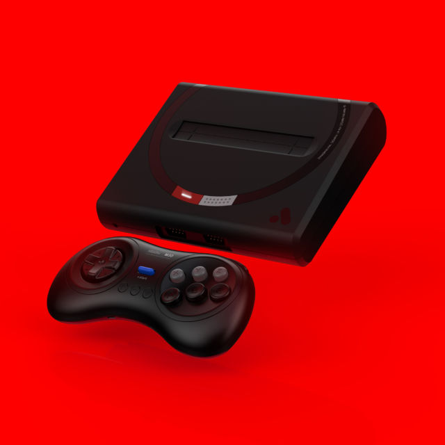 Sega's Genesis (and more) get an HDMI upgrade with the Mega
