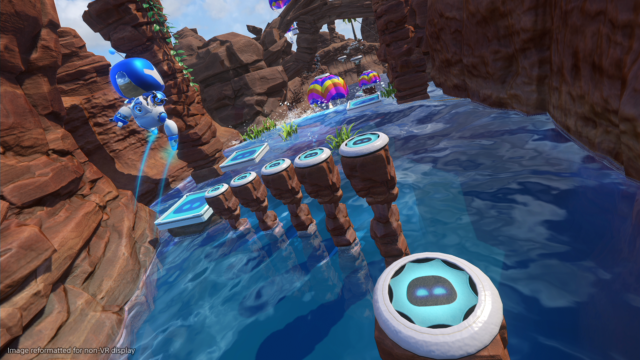 Feel better about your PlayStation VR with sweet new games Astro Bot