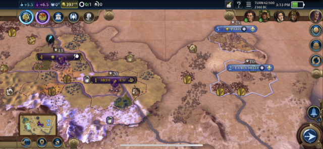 Review: Civilization VI on the iPhone is the full experience