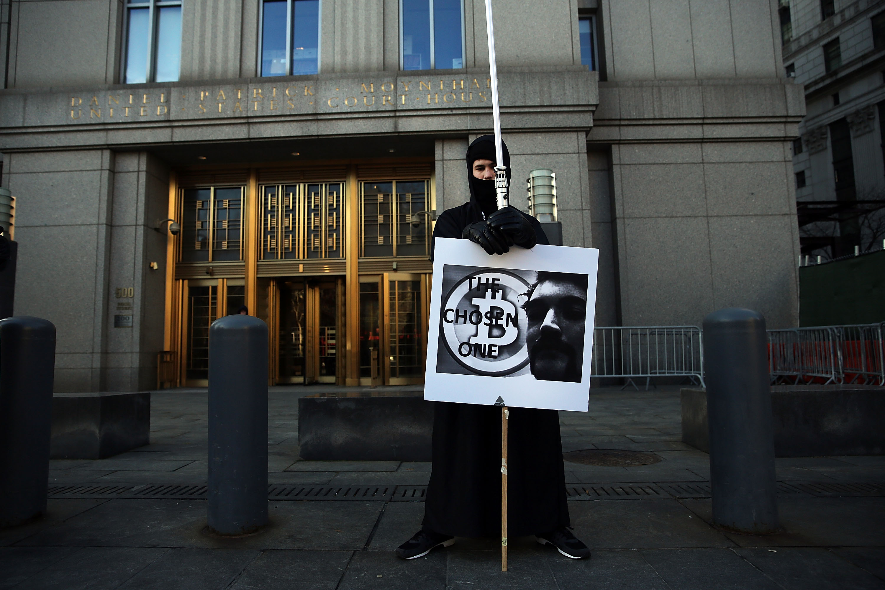 Silk Road admin could face up to 20 years after pleading guilty to
