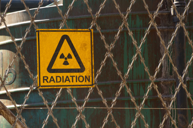 Radiation: it might not be that bad.