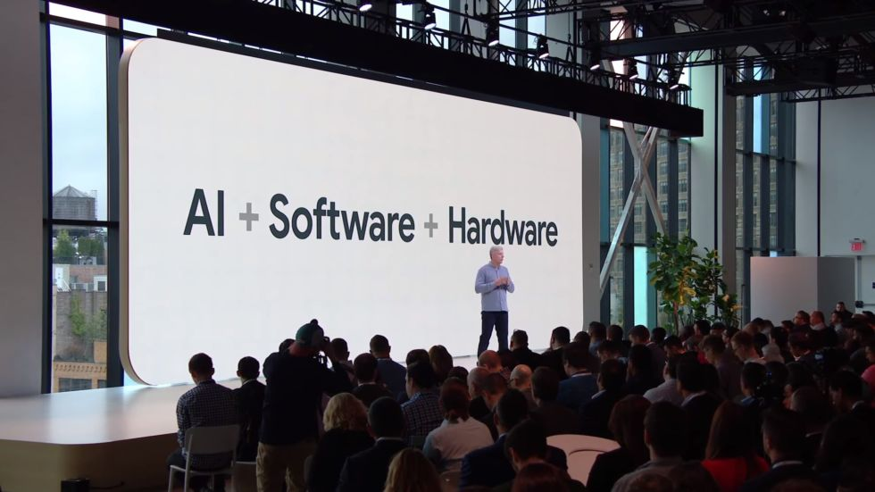 AI, Software, and Hardware, but one of these groups isn't pulling its weight.