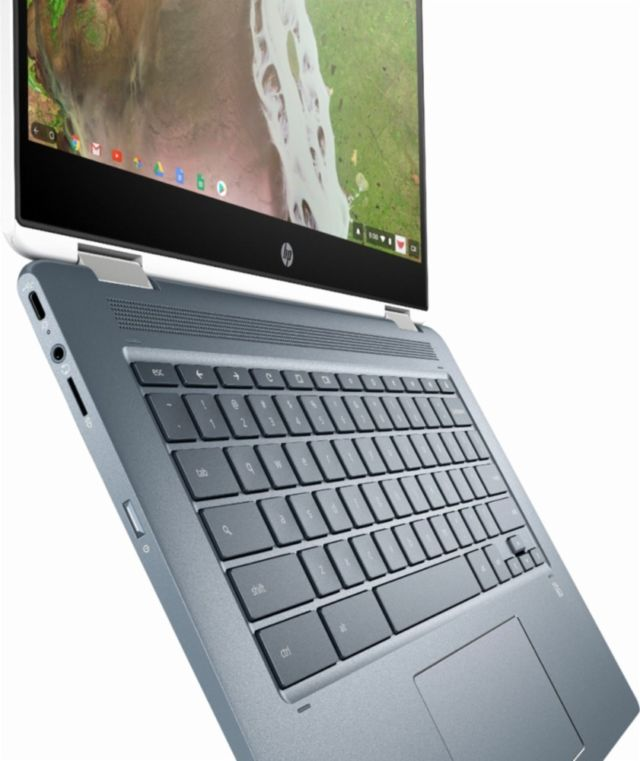 HP's x360 14 Chromebook is a big change from last year's
