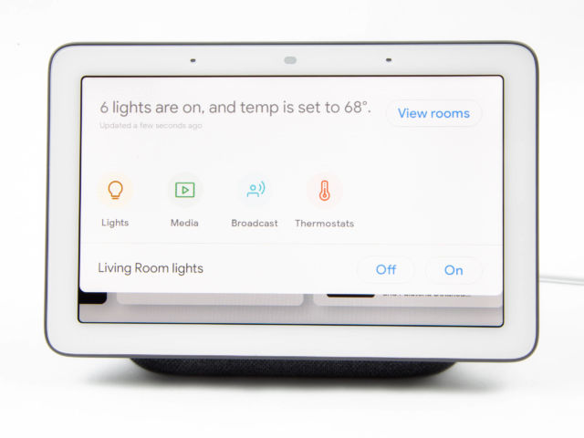 Google Home Hub review—Awesome hardware for Google's nascent smart