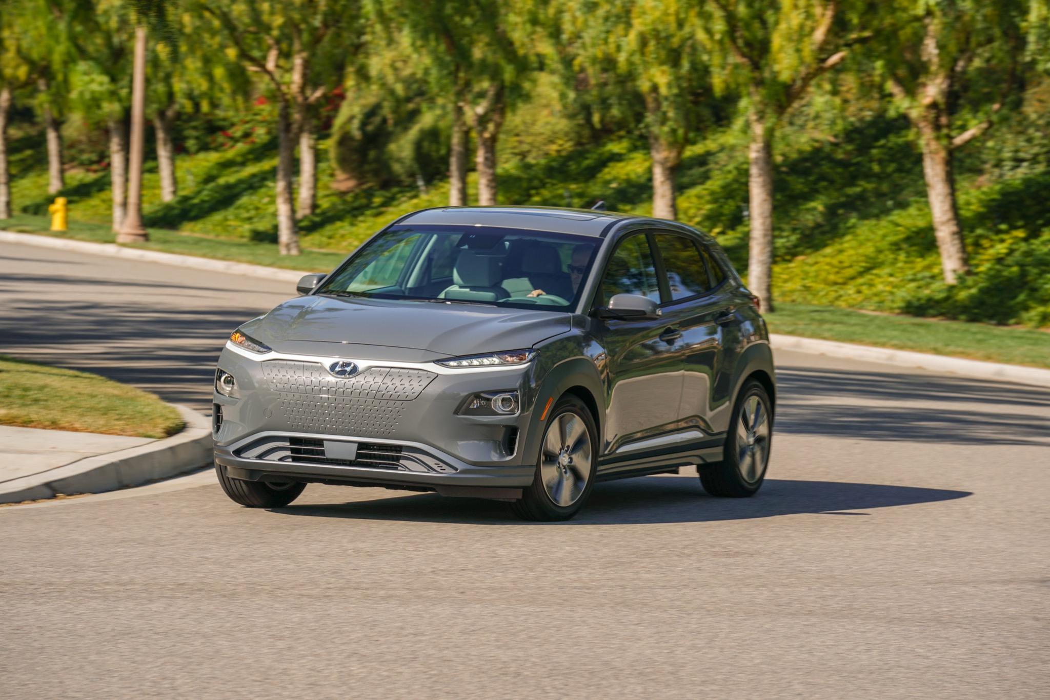 Hyundai Finally Gives Us A Price For The 2019 Kona Ev 29 995 Ars