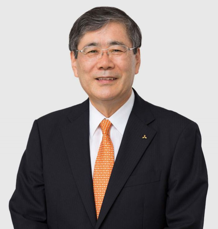 MHI Chief Executive Shunichi Miyanaga.