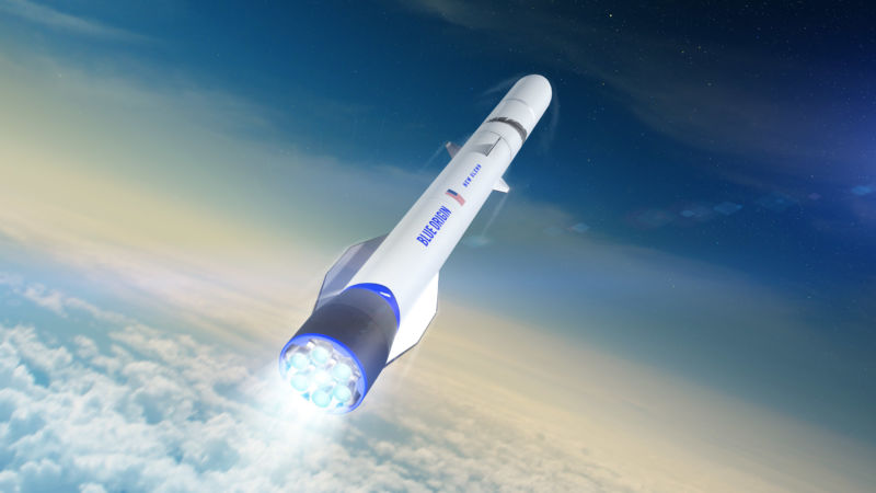 Three companies to develop rockets for national security launches