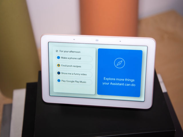 Google Home Hub—Under the hood, it's nothing like other Google smart