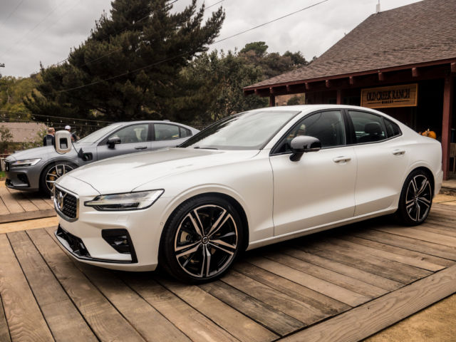 The 2019 Volvo S60 Is Swedish Style At A Surprisingly Good