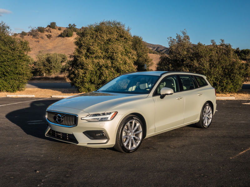 Volvo's new V60 is proof the station wagon must never die