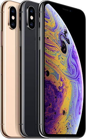 Apple iPhone XS and iPhone XS Max product image