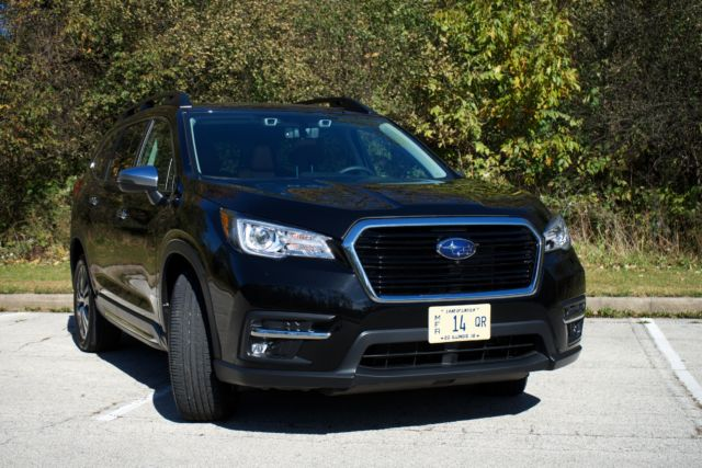 Safety first, last, and always: The Subaru Ascent, reviewed | Ars