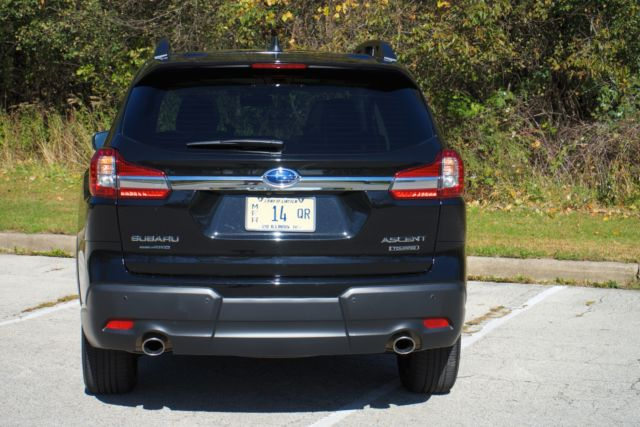 Safety first, last, and always: The Subaru Ascent, reviewed