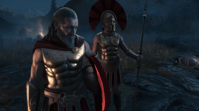 Assassin's Creed Odyssey is big, beautiful, and shallow