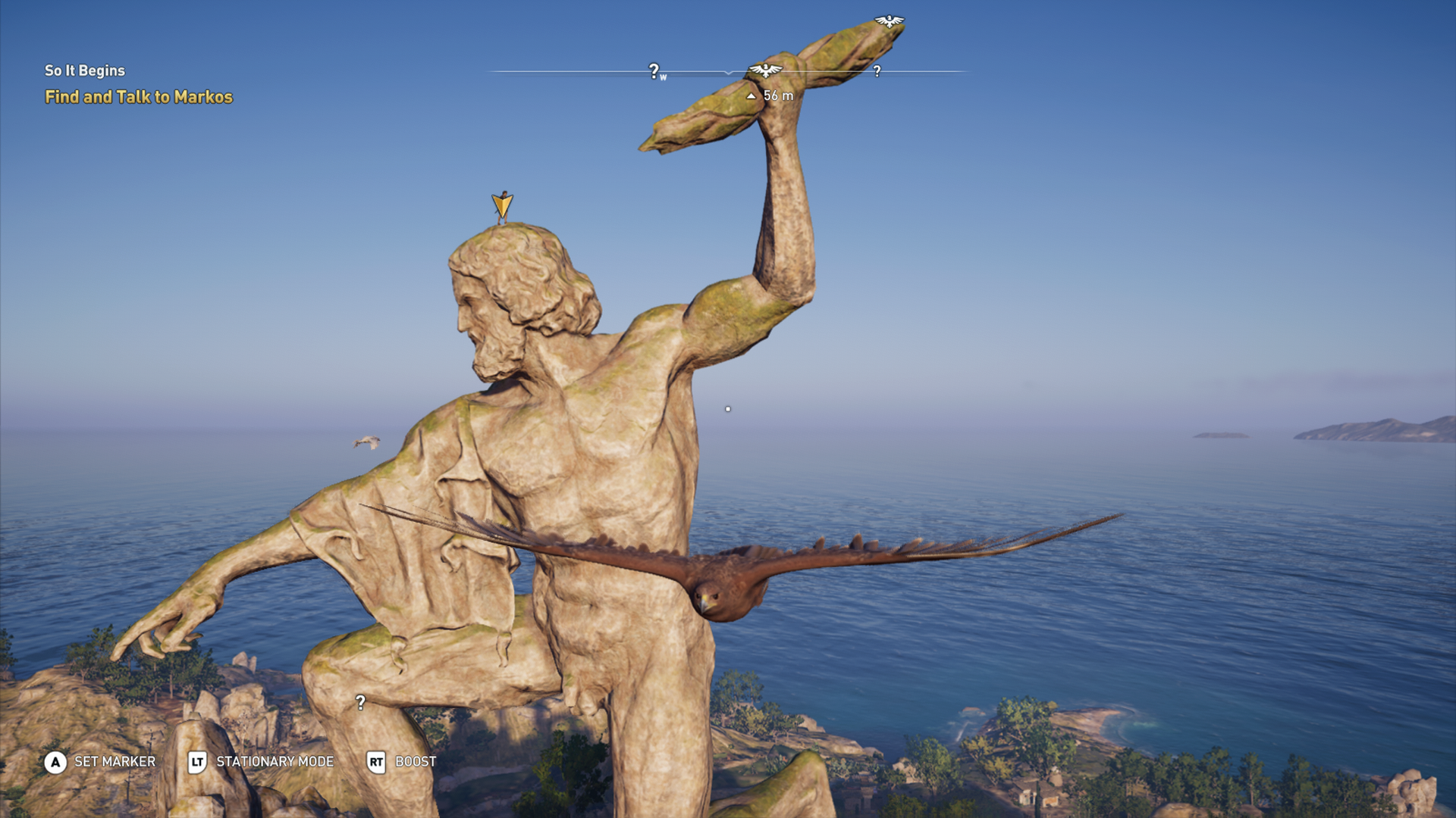 Assassin S Creed Odyssey Is Big Beautiful And Shallow Ars Technica