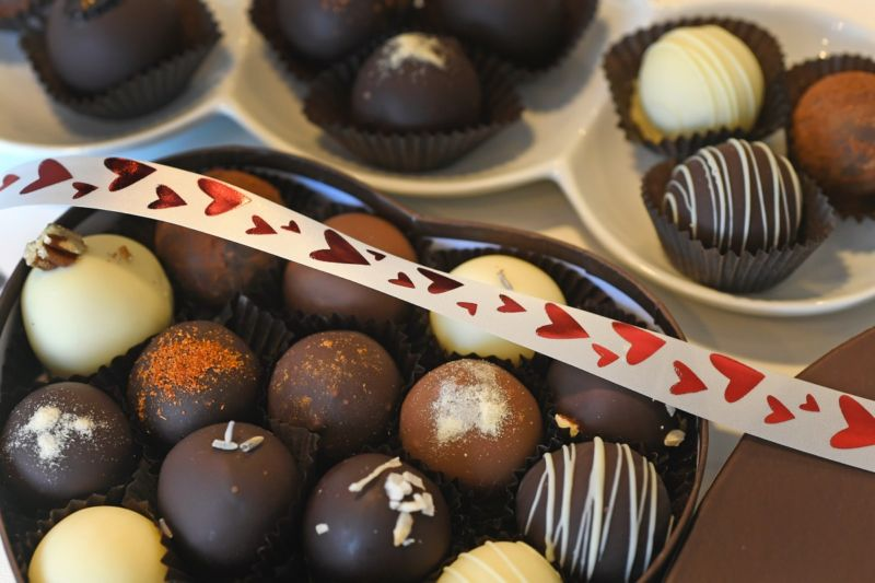 Mmmm, chocolate. We can indulge in delicious truffles today because of the cultivation of cacao in the Amazon basin thousands of years ago.