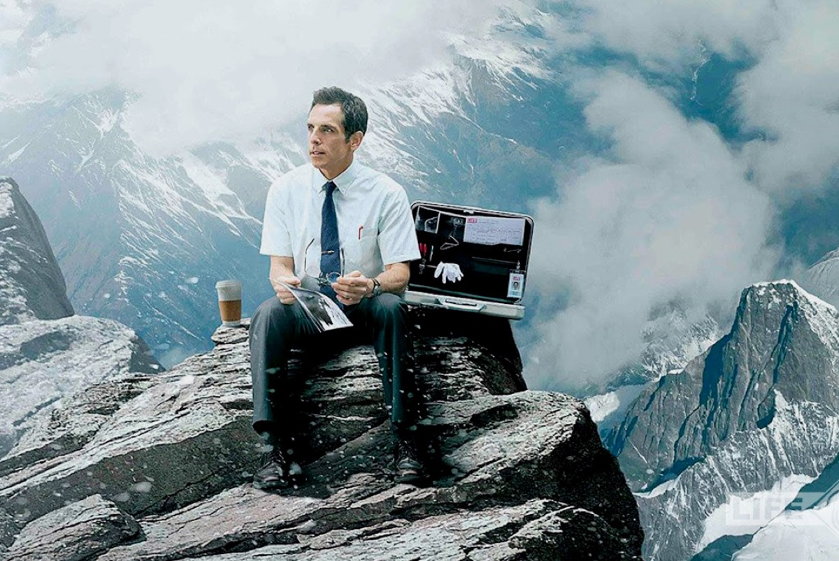 Under the German rating system, <em>The Secret Life of Walter Mitty</em> (2013) is suitable for 12-year-olds and up.