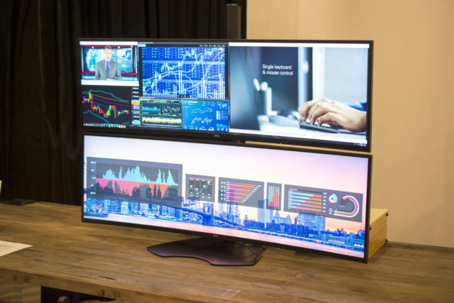 Dell's newest monitor is a 49-inch, dual QHD, curved behemoth | Ars