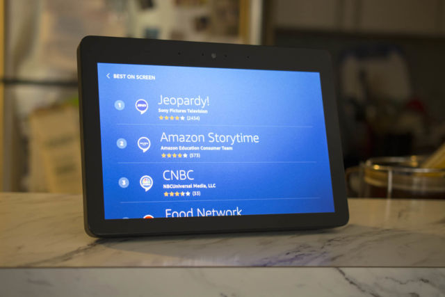 Echo Show 2018 review: Seeing is believing, and there's a lot more