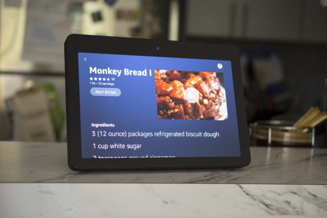 Echo Show 2018 review: Seeing is believing, and there's a