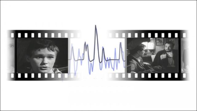 Hippocampal activity spikes at boundaries between distinct events within a film. The frames shown, from Hitchcock's <em>The Sorcerer's Apprentice,</em> are for illustration purposes only<em>.</em>