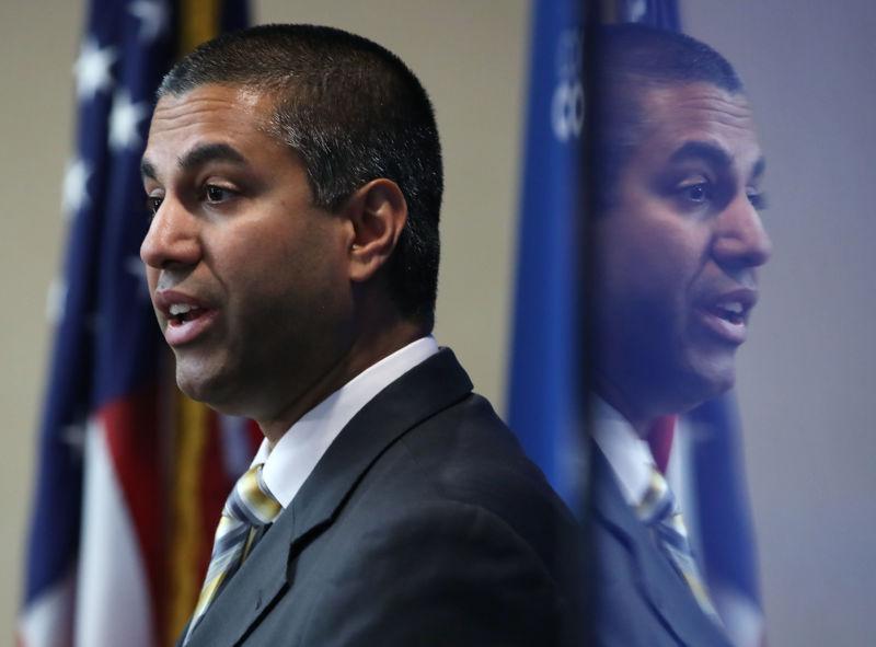 FCC Chairman Ajit Pai.