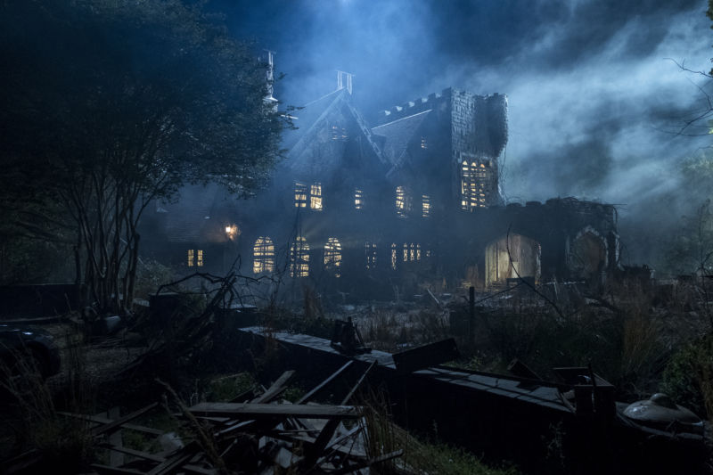 Literature's most famous haunted house is back for the best adaptation yet.