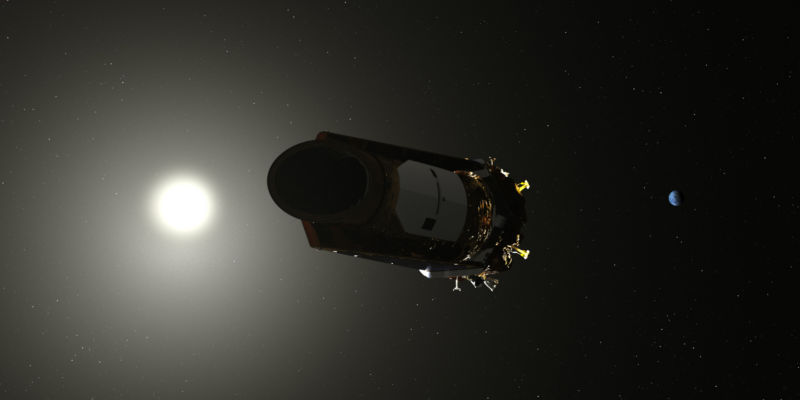 The Kepler Space Telescope Shuts Down For Good