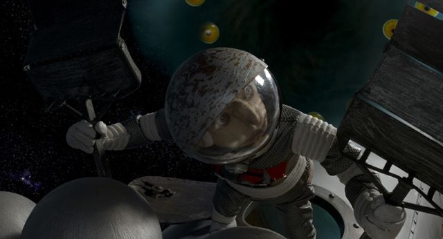 Laika: Forget historic tragedy, this first space dog saves alien