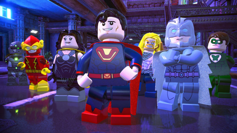 LEGO DC Super-Villains is more of the same, and that's just