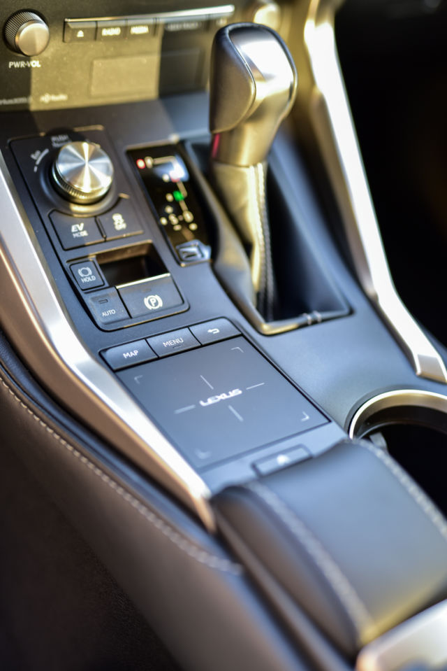 Luxury on a budget: The Lexus NX 300h hybrid reviewed | Ars Technica