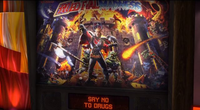 Zen Studios alters classic pinball art to protect family-friendly
