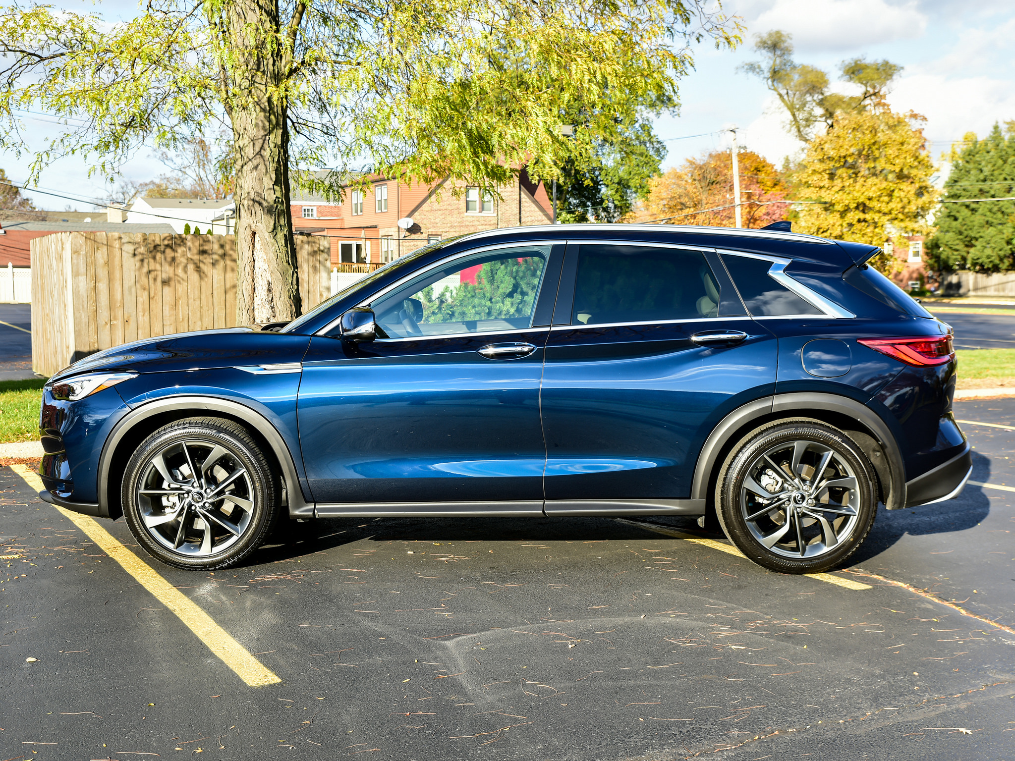 variable-compression engine meets crossover: infiniti qx50 review