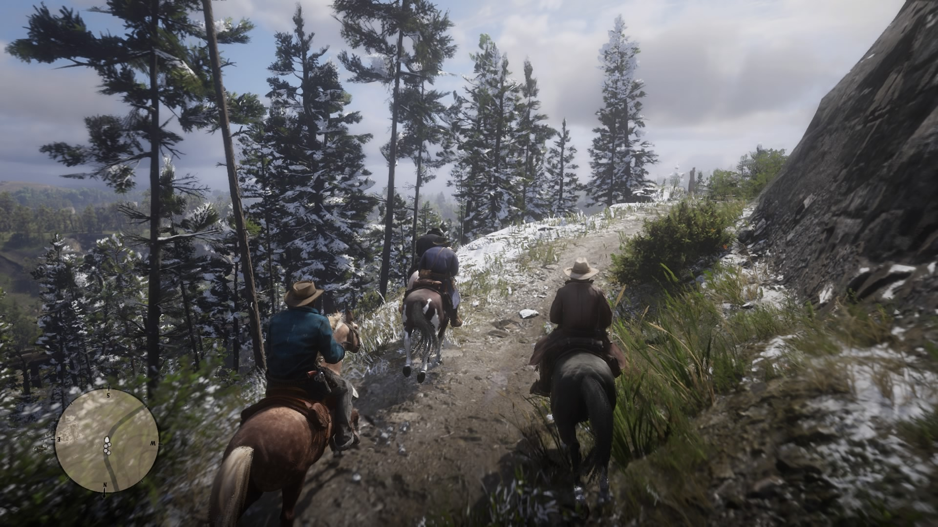 The epic western <em>Red Dead Redemption 2</em>.