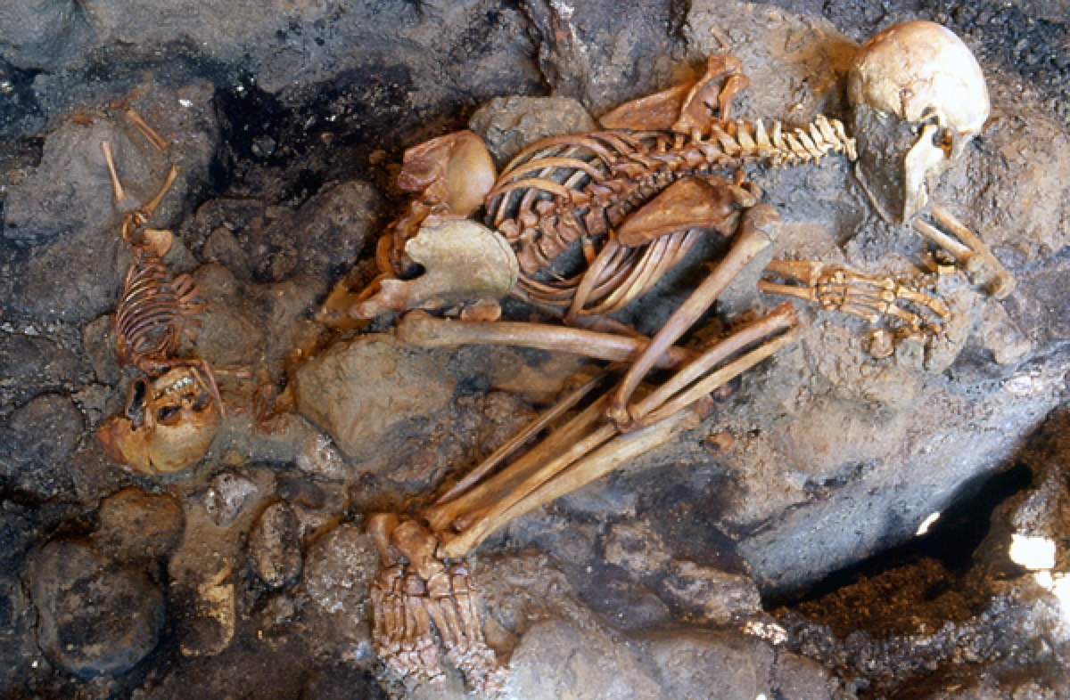 Ancient Mount Vesuvius Eruption Made Skulls Explode, Vaporized Body Fluids