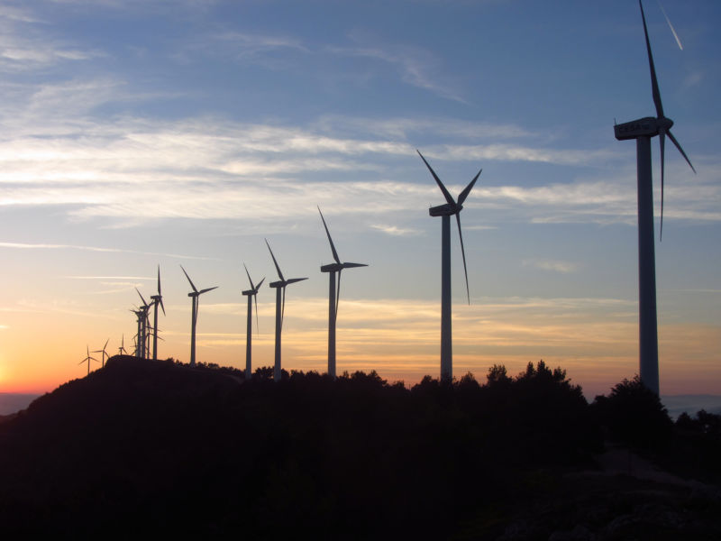 Wind Power Could Cause Warming Effect, Study Suggests