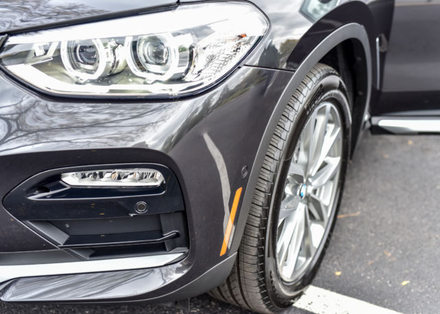 Party in the front, pain in the back: The BMW X4 reviewed