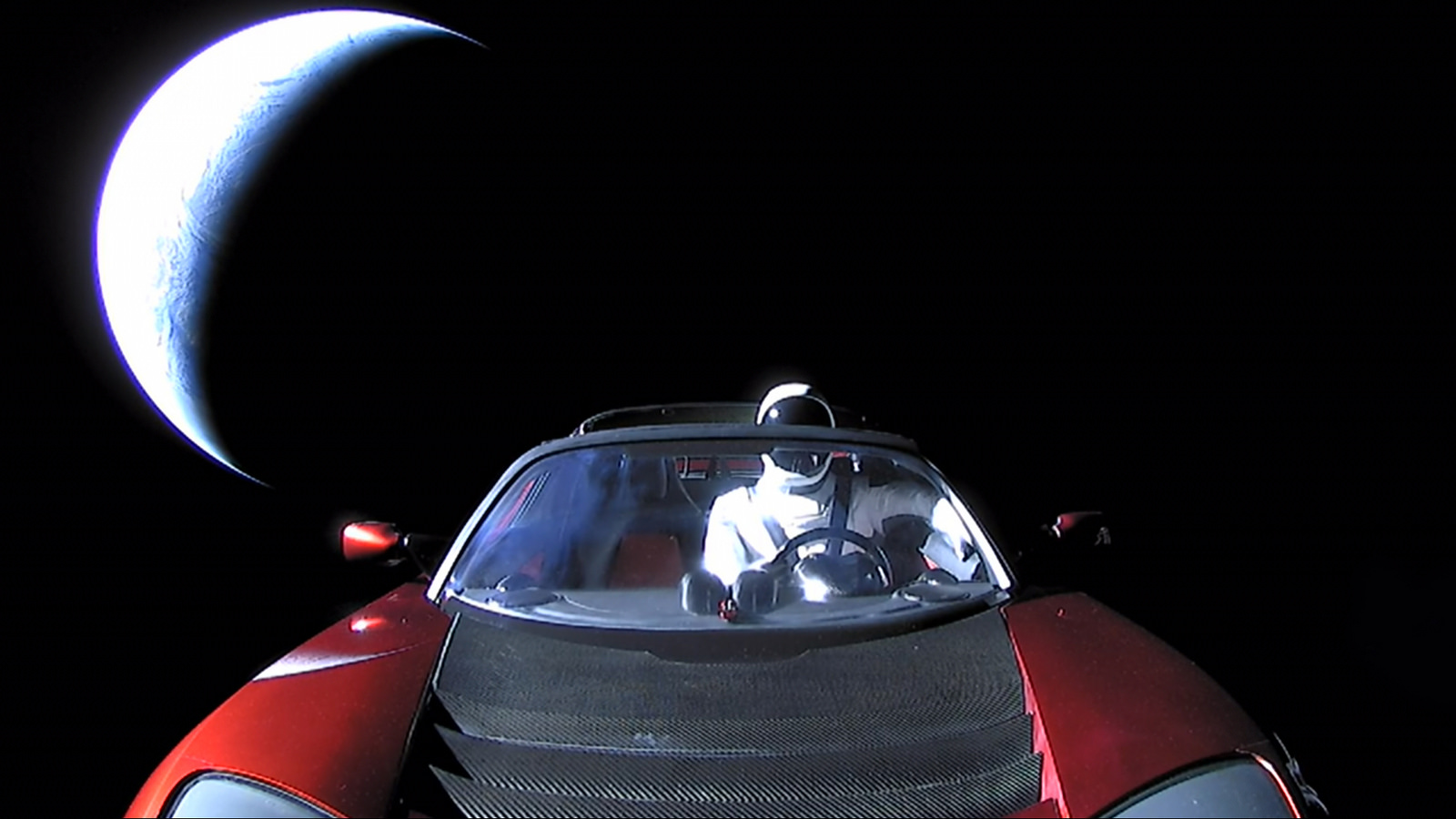 Elon Musk S Tesla Roadster Reaches Its Hest Point From The Sun