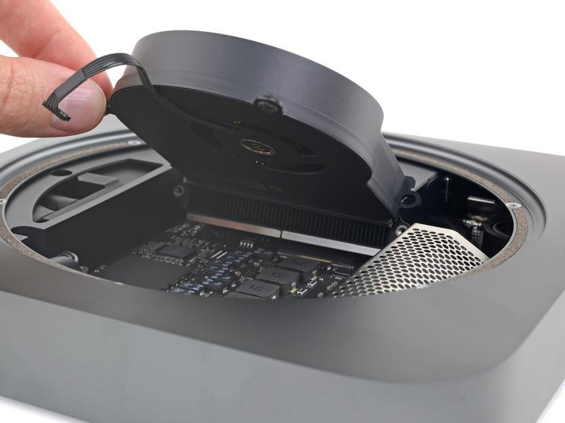 iFixit tears down the Mac mini and MacBook Air