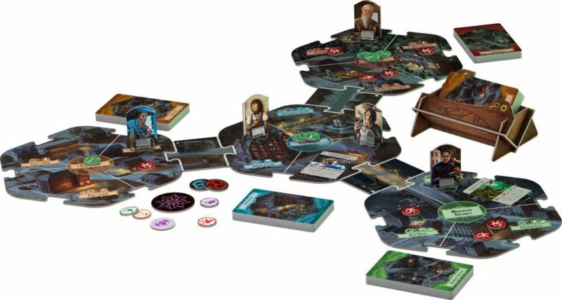 Arkham Horror Third Edition: The classic Lovecraft adventure returns